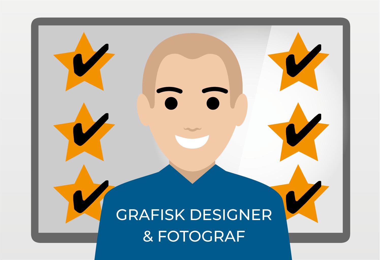 Freelance grafiker   Stil krav til din freelance grafiker og få eksklusive produkter til tiden.