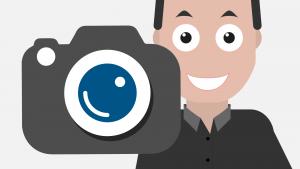 Flere kunder - GRATIS fotos, print og facebook-grafik | Bliv set i mængden. Få flere kunder og vækst via øget synlighed.