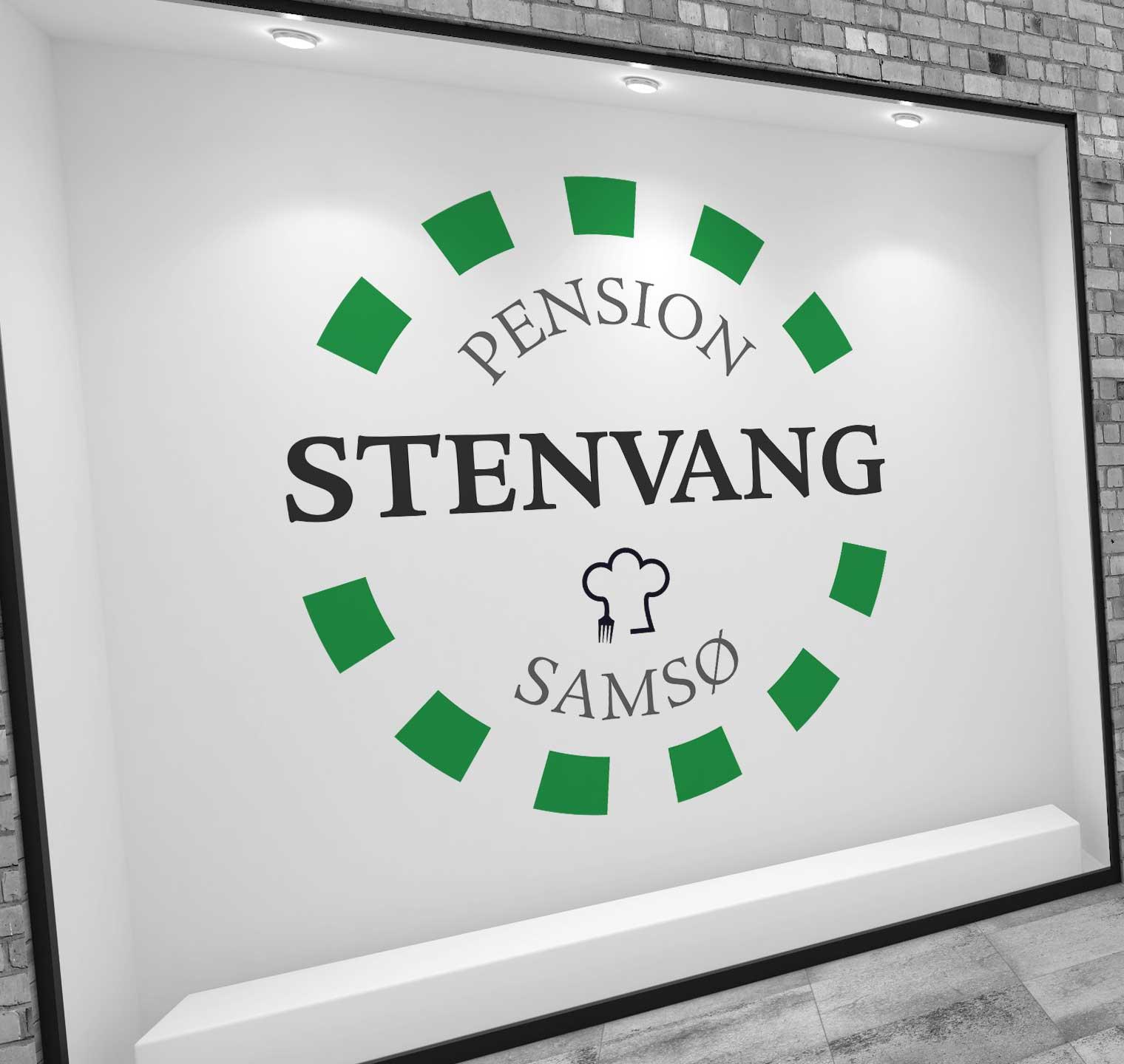 PENSION STENVANG – LOGO