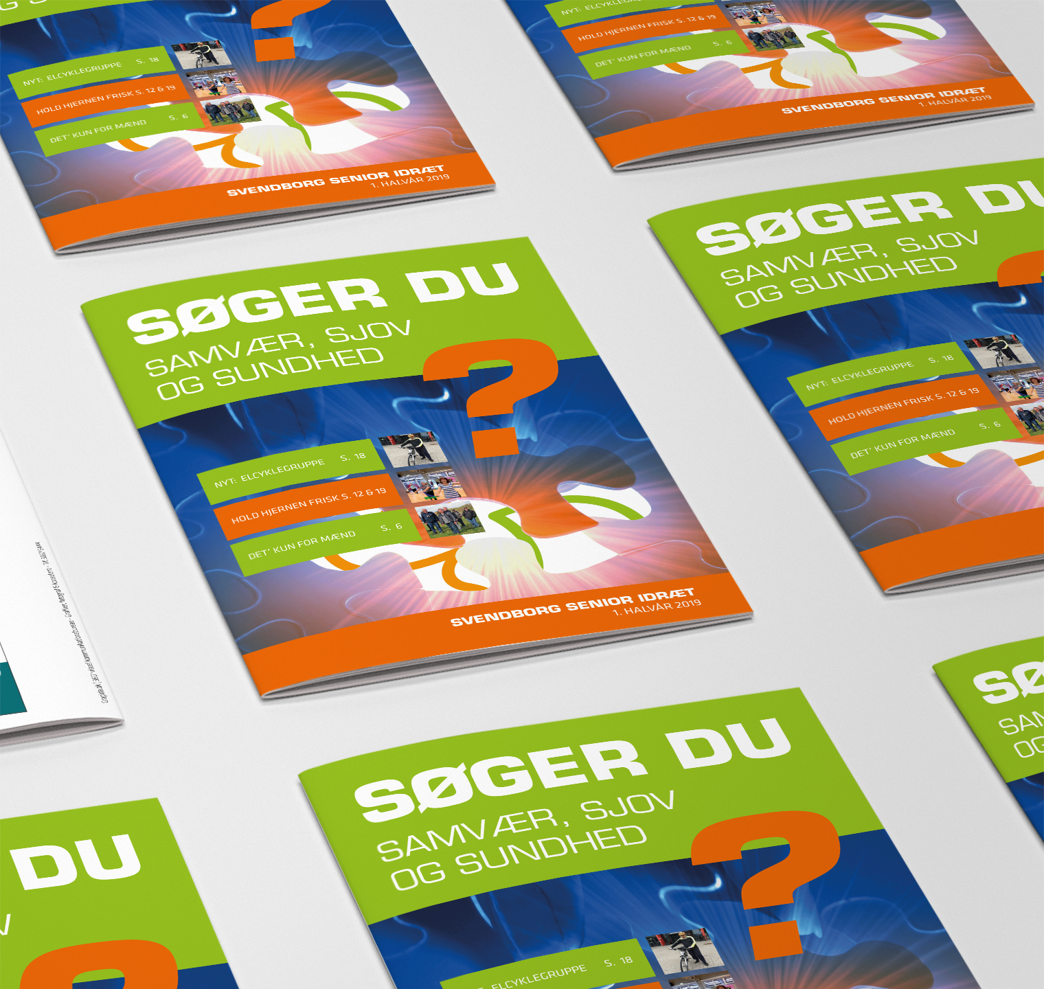 Svendborg Senior Idræt aktivitetskatalog 1. halvår 2019