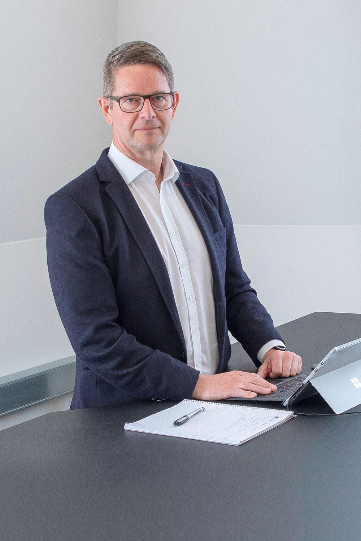 Søren Bach-Hansen, Erhvervschef Svendborg kommune.